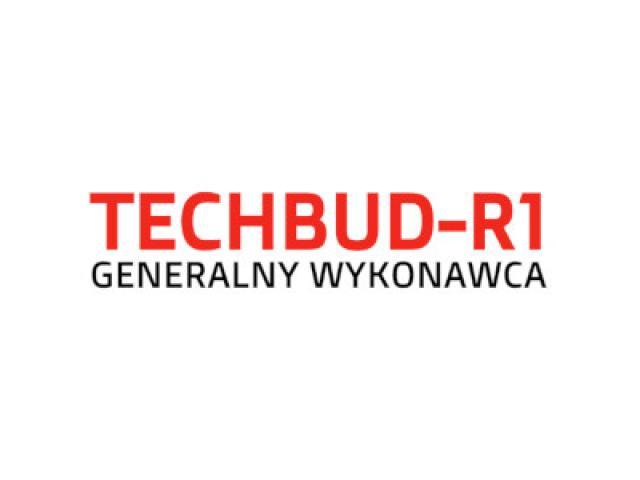 Generalny wykonawca - TECHBUD-R1